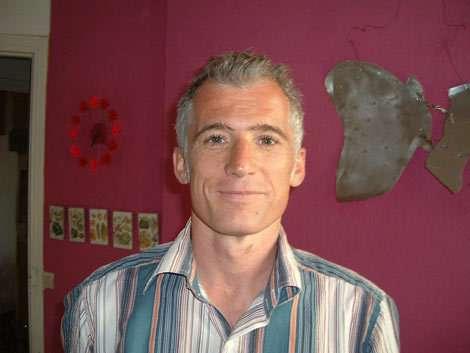 Xavier Jouven a été lauréat du programme Avenir, lancé par l'Inserm pour la première fois en 2001. Il dirige une équipe baptisée « Facteurs de risque de la mort subite» au sein de l'unité 780 à Villejuif.© Inserm