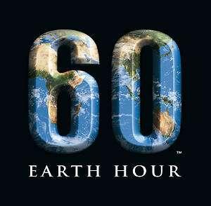 Une heure de pénombre pour dire que la protection de la planète est importante... © WWF