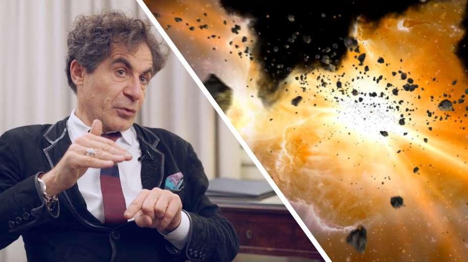 Interview : l'univers a-t-il connu un instant zéro ?