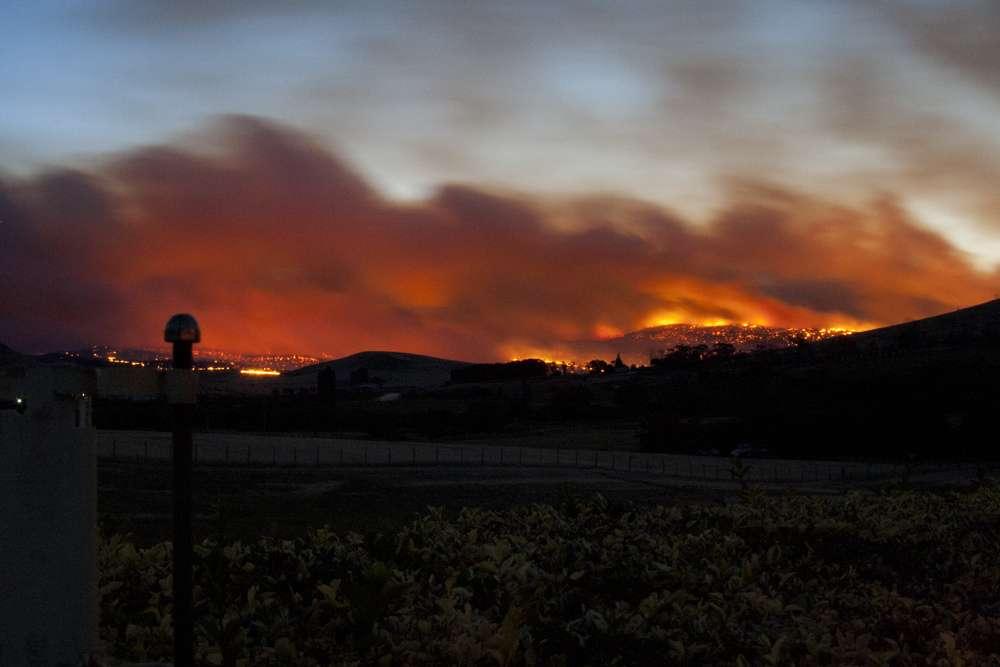 En Tasmanie, plus de 2.000 habitants ont été contraints de quitter leur domicile le weekend dernier à cause des feux de brousse. © ToniFish, Flickr, cc by 2.0