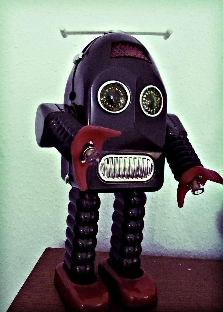 En mars sur Futura-Sciences, c'est le Mois de la robotique. © Sebiastianlund, Attribution 2.0 Generic (CC BY 2.0)