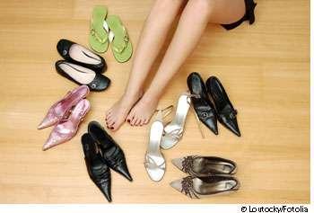 Les chaussures doivent être choisies avec soin ! © Loutocky/Fotolia