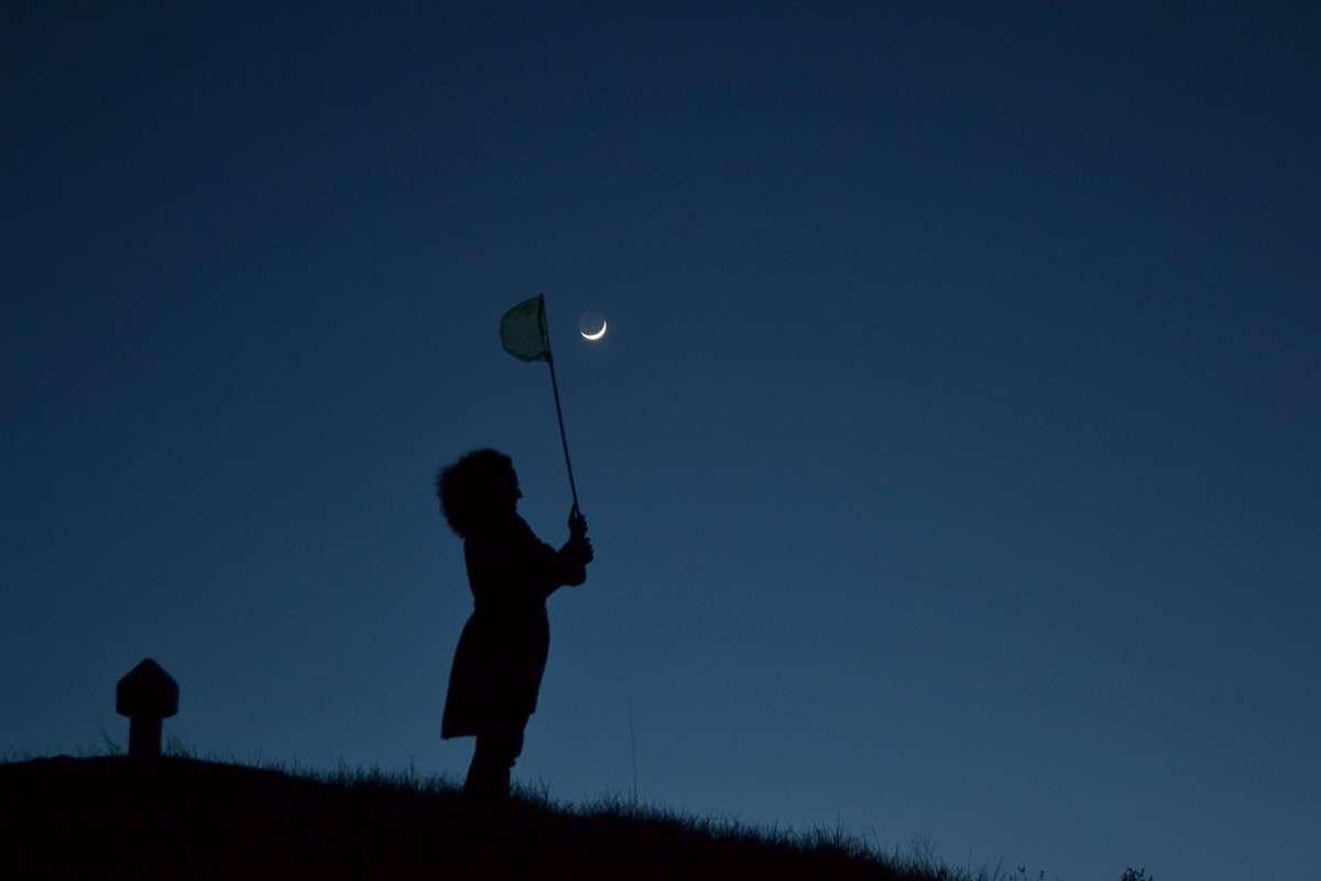 Chasse au croissant lunaire. © J.-B. Feldmann