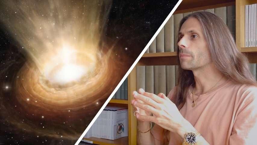 Un trou noir peut-il exploser ? Aurélien Barrau répond