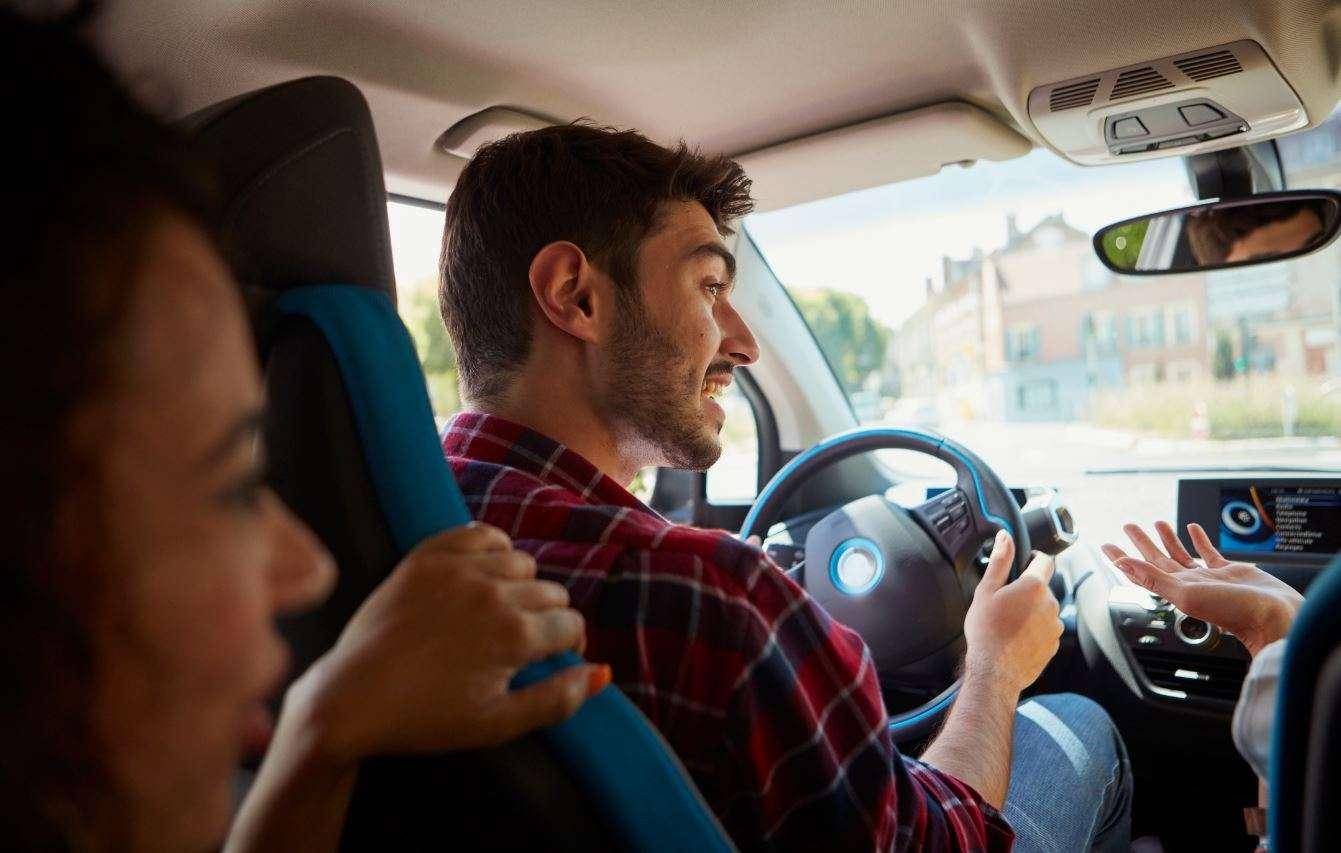 BlaBlaCar promet jusqu'à 263 euros d'économies par an avec son assurance auto en fonction des formules et options choisies. © BlaBlaCar