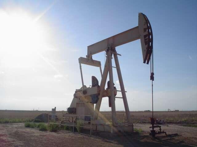 L'Oklahoma est le cinquième État producteur de pétrole brut des États-Unis. Lorsque le liquide est pompé depuis les profondeurs, il est entouré d'eau saumâtre — près de 50 barils d'eau pour chaque baril de pétrole produit. Ce phénomène pourrait bien expliquer la hausse des épisodes sismiques enregistrée. © Flcelloguy, Wikimedia Commons, CC by-sa 3.0