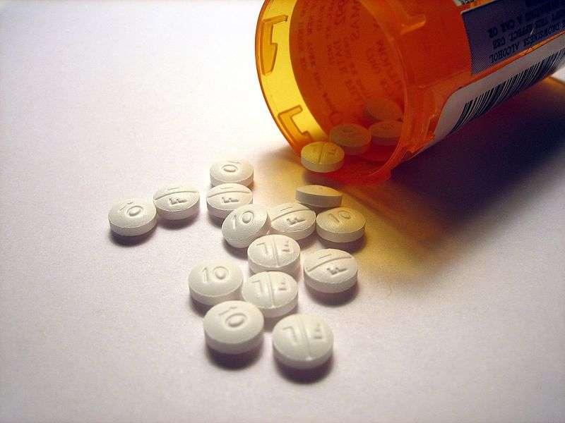 Le Lexapro (escitalopram) utilisé dans l'expérience est un antidépresseur courant. © Tom Varco, Wikimedia Commons, cc by sa 3.0