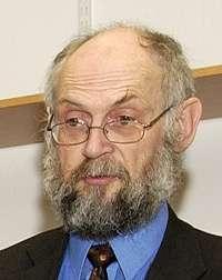 Le professeur Julian Vincent, directeur du Centre de la Biomimétique et des Technologies Naturelles (Crédits : Université de Bath)