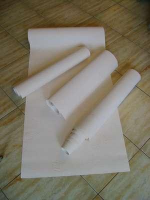 Rouleaux de papier peint. © jharela