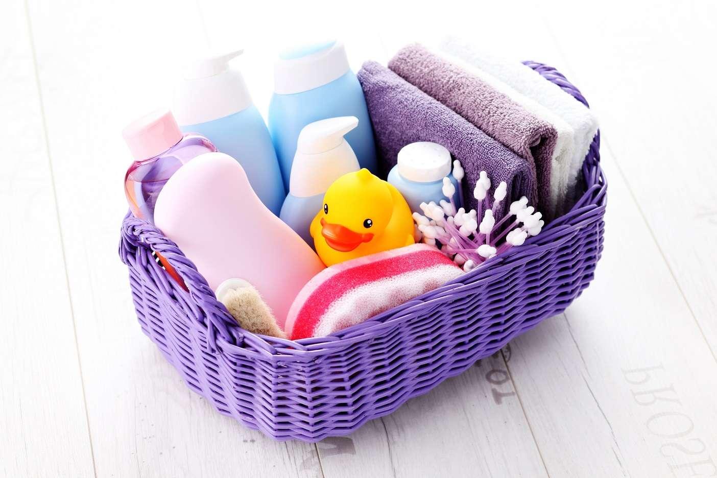 Shampoings, lotions nettoyantes ou produits pour le bain ne sont pas innocents. © matka_Wariatka, Shutterstock