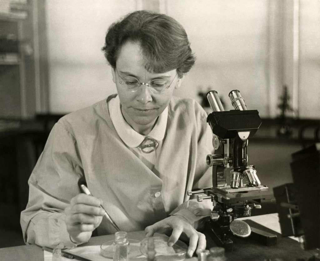 Barbara McClintock, pionnière de la génétique