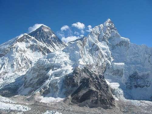 La pollution n'épargne pas les monts du Tibet… ni les pôles ou les déserts. © Apurdam (Andrew) CC by-nc-nd 2.0