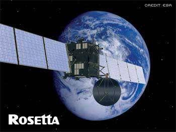 Espace : lancement le 26 février de la sonde Rosetta par Ariane 5