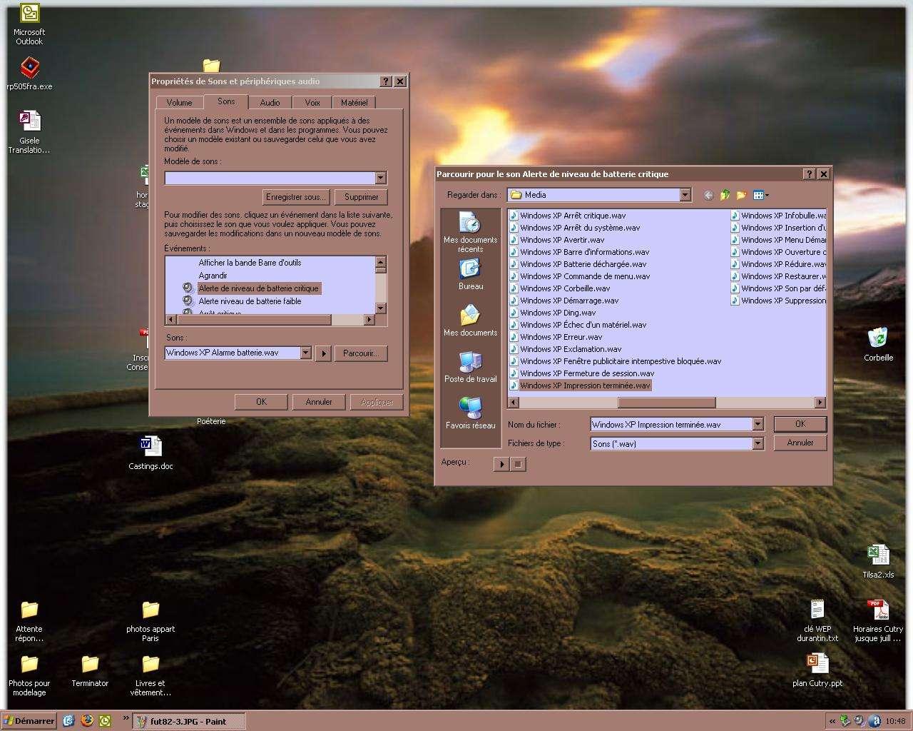 Changer les sons de Windows. © Futura-Techno