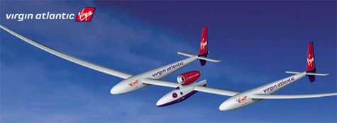 En bref : Global Flyer Virgin Atlantic prend son envol
