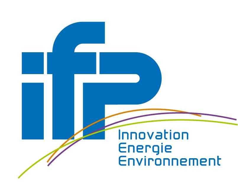 Logo de l'institut français du pétrole. © IFP