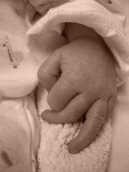 Environ un bébé chinois sur deux voit le jour par césarienne. © Portraitlady4306, Wikimedia Commons, DP