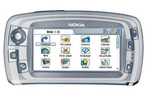 Nokia 7710 : un écran de ciné dans la poche