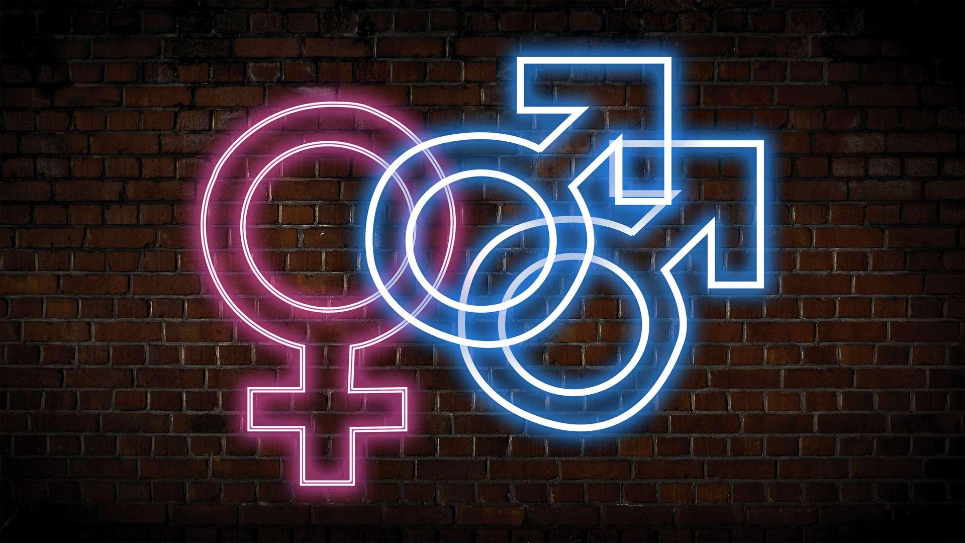 D'après une étude de l'Ined (Institut national d'études démographiques), datant de 2018, en France ce sont 0,9 % des femmes et 0,6 % des hommes qui se déclarent bisexuels. Bien qu'ils soient beaucoup plus à ressentir une attirance pour plusieurs sexes, tout en se définissant hétérosexuels ou homosexuels. © Annotee, Adobe Stock