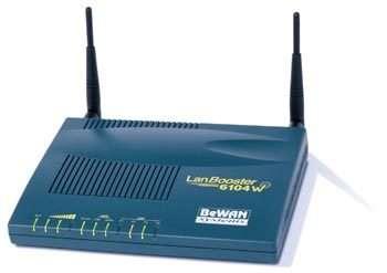 Bewan lance un modem routeur ADSL sans fil