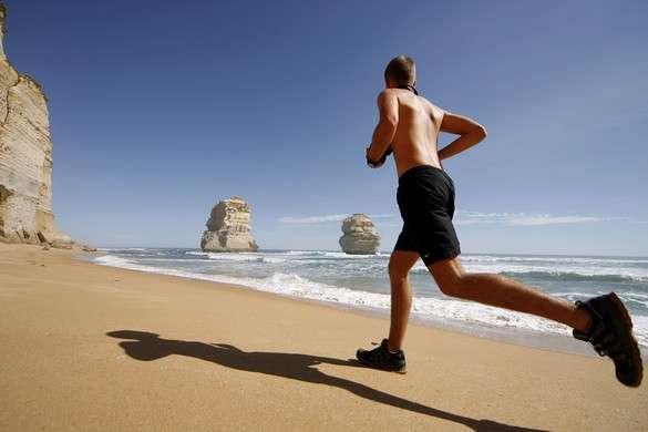 Le jogging fait vivre plus longtemps mais à condition de ne pas abuser et de conserver une allure modérée. © Phovoir
