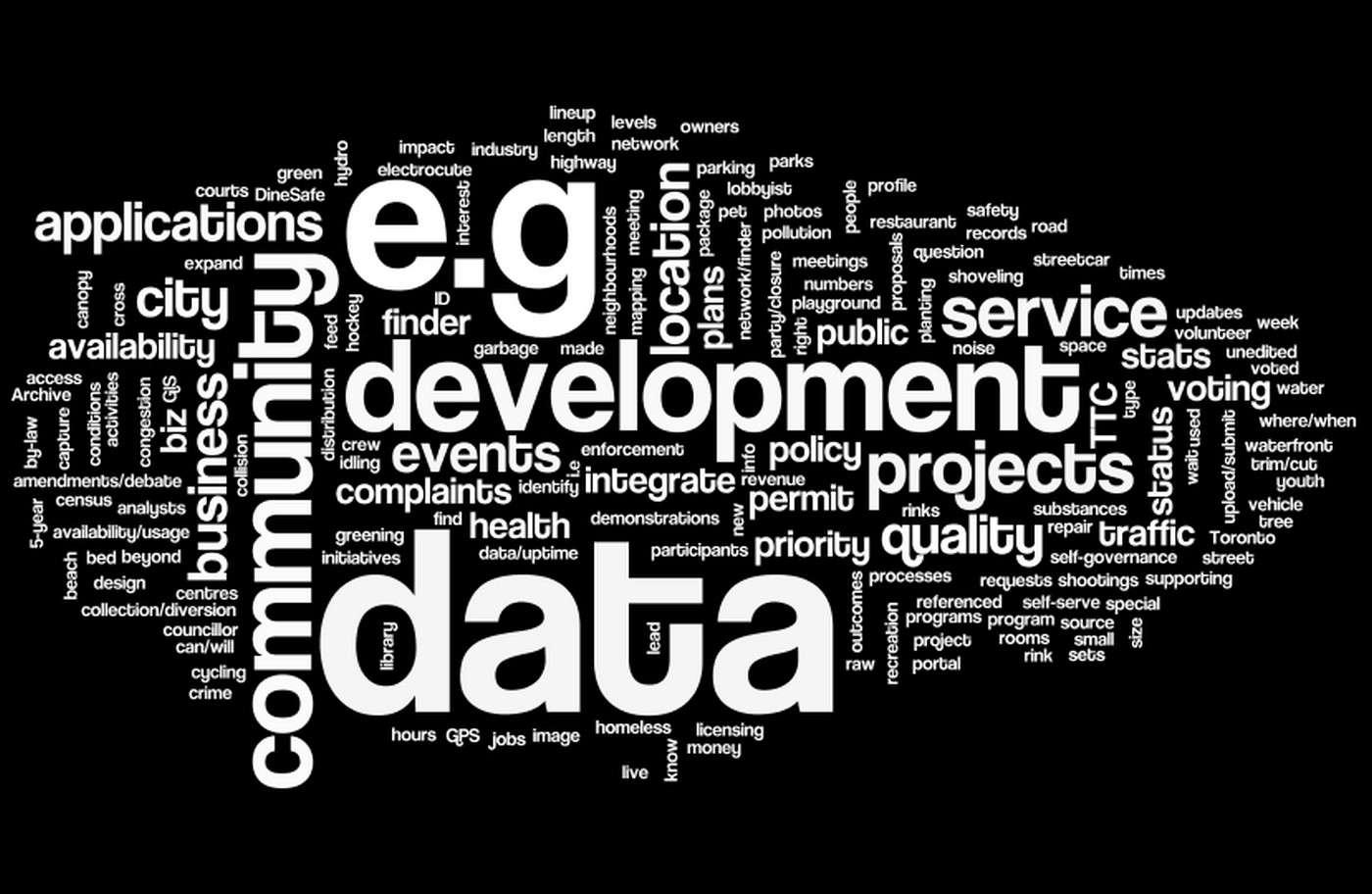L'open data est à la fois une pratique de publication des données numériques et une philosophie d'accès et de partage de l'information. © Suzanne Long, Flickr, CC by-sa 2.0