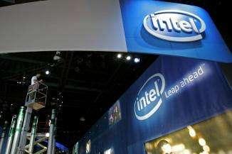 Intel : nouveau logo, nouvelle stratégie
