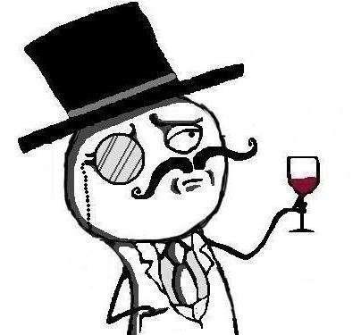 Comme le montre son avatar, pour LulzSec, le piratage c'est rigolo. © LulzSec