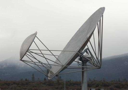 Le programme Seti, à l'image du Allen Telescope Array, vise à entrer en contact avec une civilisation extraterrestre. Il est à l'écoute de tous les signes qui pourraient attester la présence de vie ailleurs dans l'univers. © SeaDour, Fotopédia, cc by nc nd 2.0
