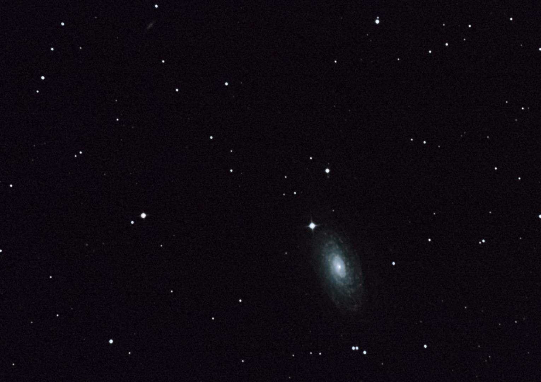 M 63 la galaxie du Tournesol. © J. Mordelet