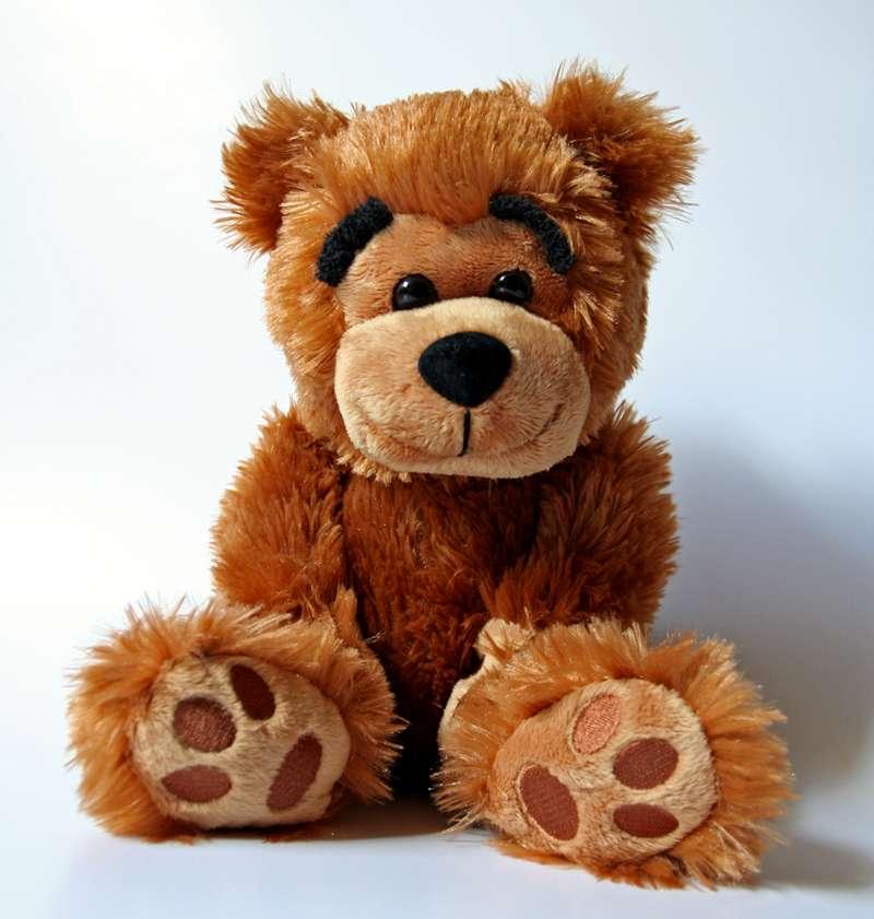 Les jouets et peluches en tout genre sont des réservoirs de bactéries dangereuses. © recompose, Flickr, cc by nc nd 2.0