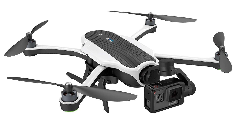 GoPro lance son drone pliable et modulaire Karma. © GoPro