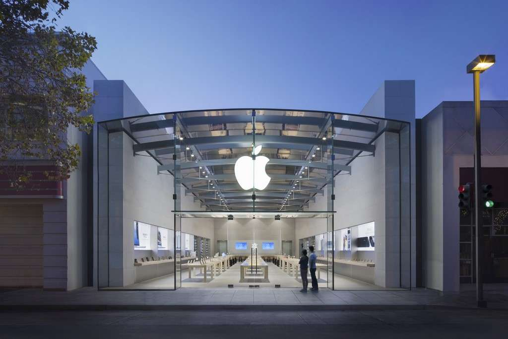 La forteresse Apple vient de subir un coup de boutoir avec la première attaque de grande ampleur contre son App Store. © Apple