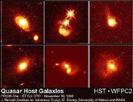 Des observations défiant la théorie de la relativité