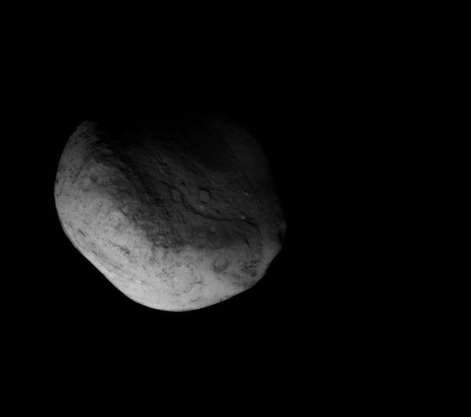 En tout, la sonde Stardust-Next a acquis 72 images de la comète Tempel 1. Aucune n'est en couleur, mais les astronomes ont réalisé quelques images anaglyphes. © Nasa/JPL-Caltech/University of Maryland/Cornell