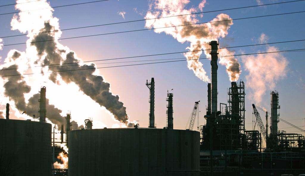 La déforestation augmenterait de 10 % les émissions de CO2 générées par la combustion de carburants fossiles et la filière ciment. © Ben Reierson, Flickr, cc by nc sa 2.0