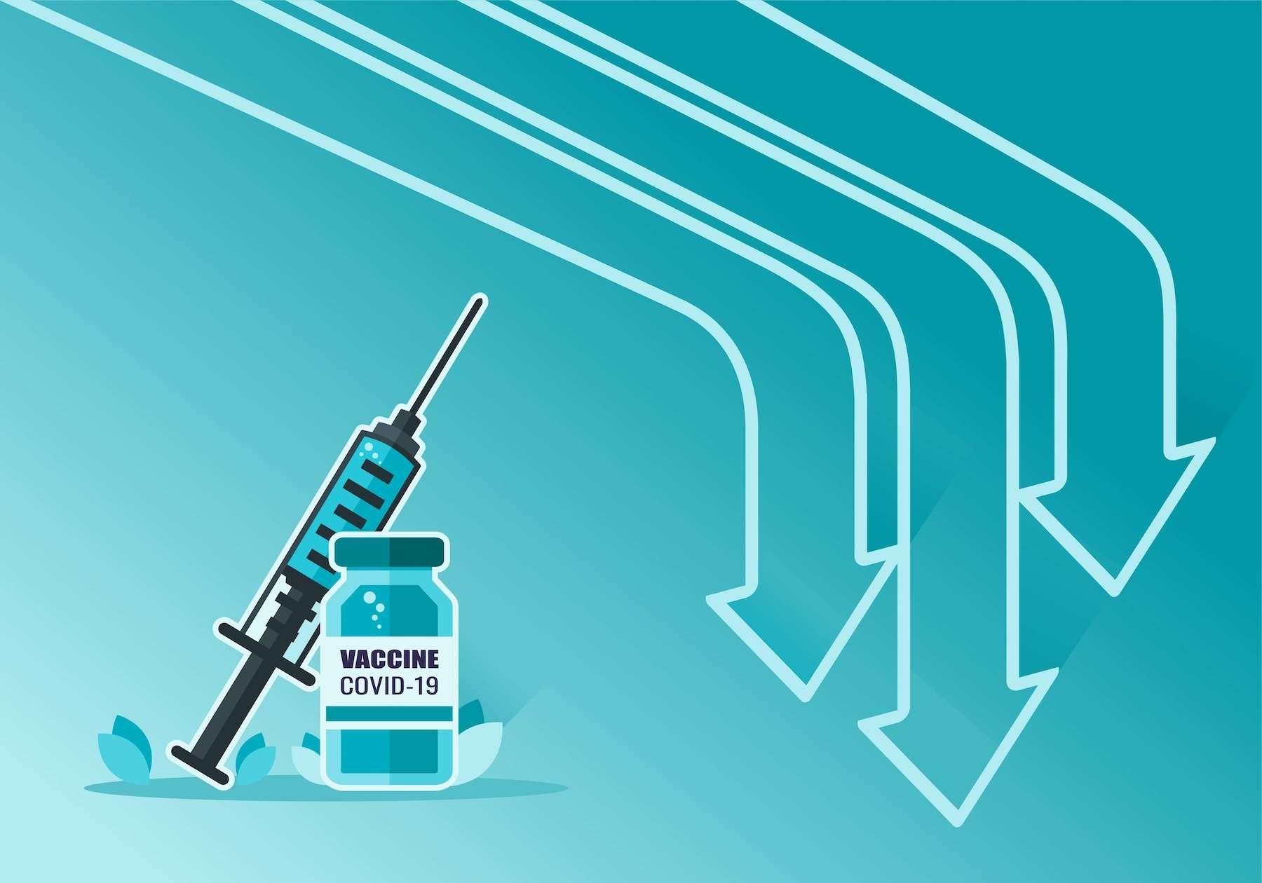 L'efficacité des vaccins diminue progressivement au fil du temps. Mais jusqu'où ? © Menara Grafis, Adobe Stock