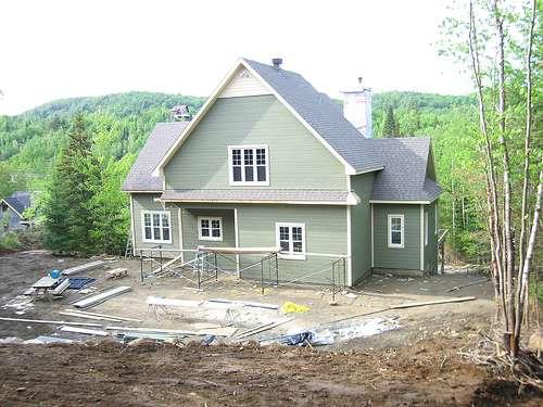 Des conseils pour bien acheter son terrain à bâtir. © Flikr, Yves Charbonneau, CC