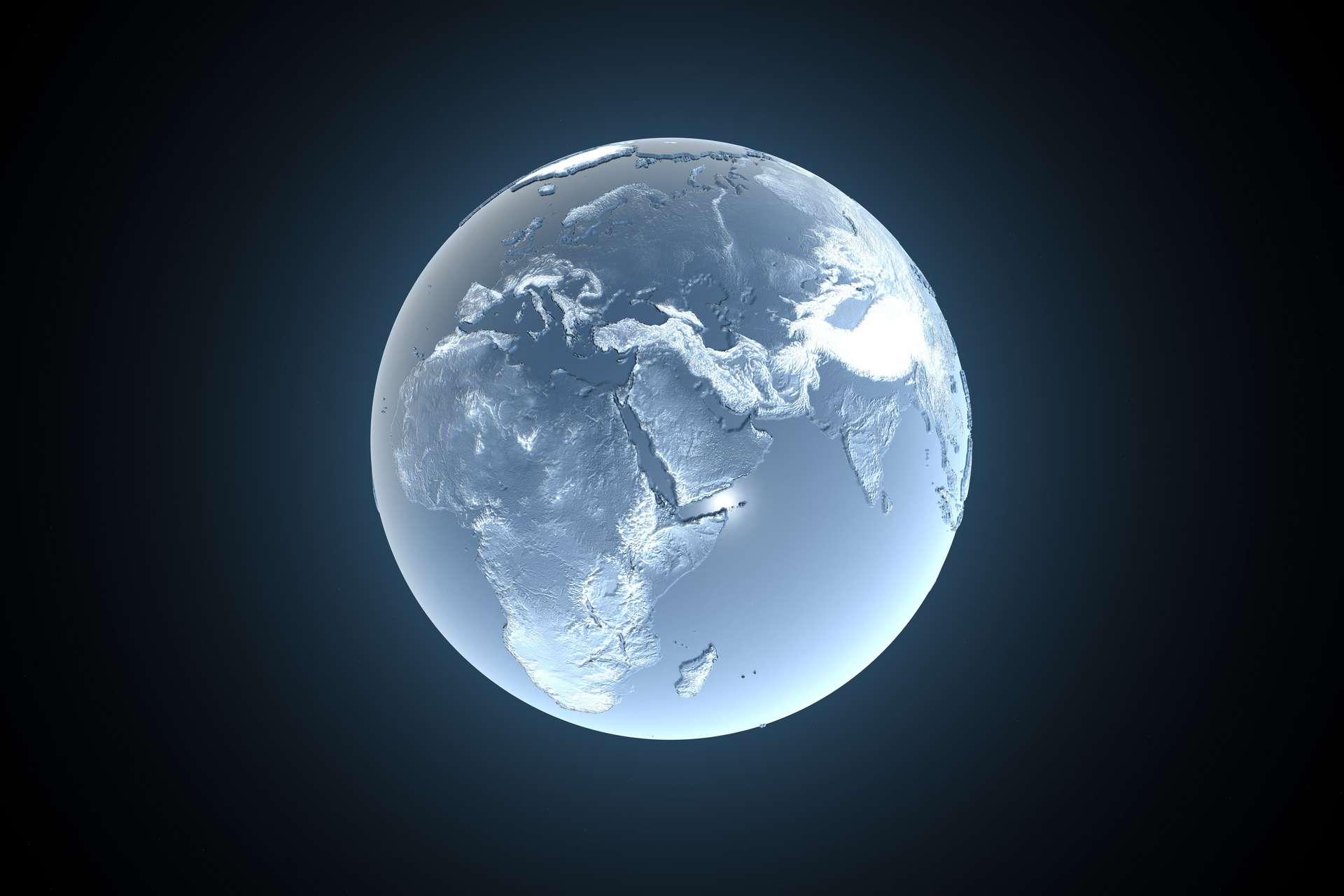 On estime que la dernière glaciation a débuté il y a 100.000 ans, pour se terminer aux alentours de -10.000. © I.M.R, Adobe Stock
