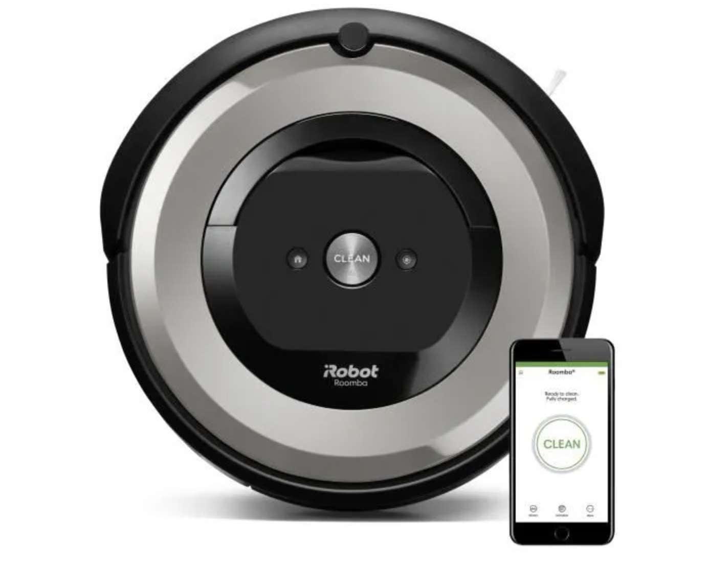 Bon plan : iRobot Roomba E5154 à -142 € © Cdiscount