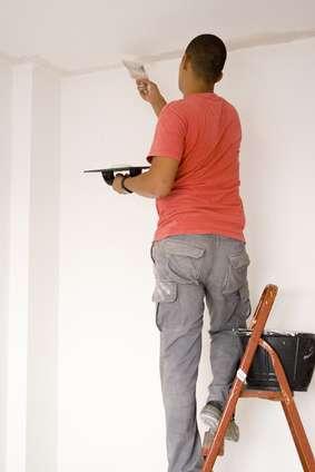 Travail au plâtre. © lola