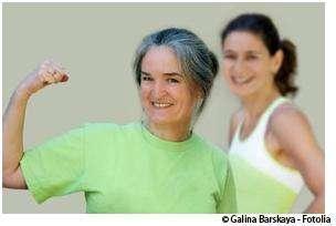 Le sport permettrait de rester jeune plus longtemps, grâce à la protection des télomères. © Galina Barskaya/Fotolia