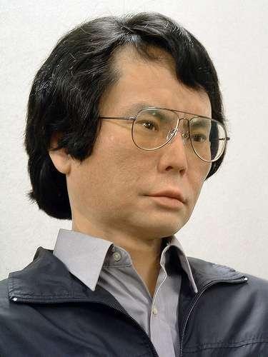 Aurons-nous tous un Geminoid, le clone humanoïde du professeur Hiroshi Ishiguro ? © Ishiguro