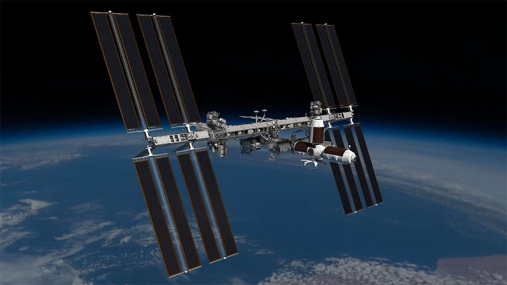 Le module Axiom devrait être arrimé à l'ISS au second semestre 2024. © Axiom