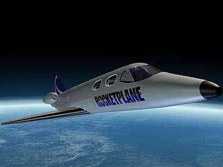 L'avion spatial XP