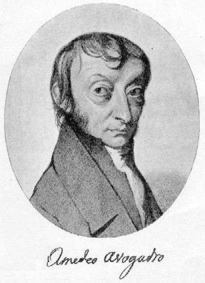 La loi des gaz parfaits a été énoncée par Amedeo Avogadro en 1811. © C. Sentier, Wikimedia Commons, DP