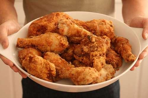 La volaille peut être contaminée par des salmonelles et provoquer des salmonellose. © thebittenword.com, Flickr, CC by 2.0