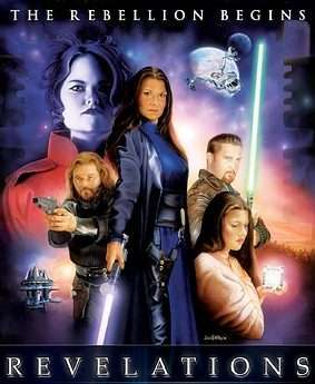 Affiche du film indépendant amateur Star Wars Revelations