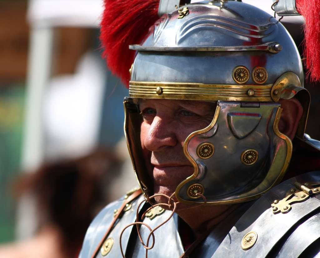 Une lettre écrite il y a 1.800 ans par un légionnaire romain révèle qu'à l'époque déjà, la séparation d'avec sa famille était une épreuve difficile pour les soldats. © Rennett Stowe, Flickr, cc by 2.0