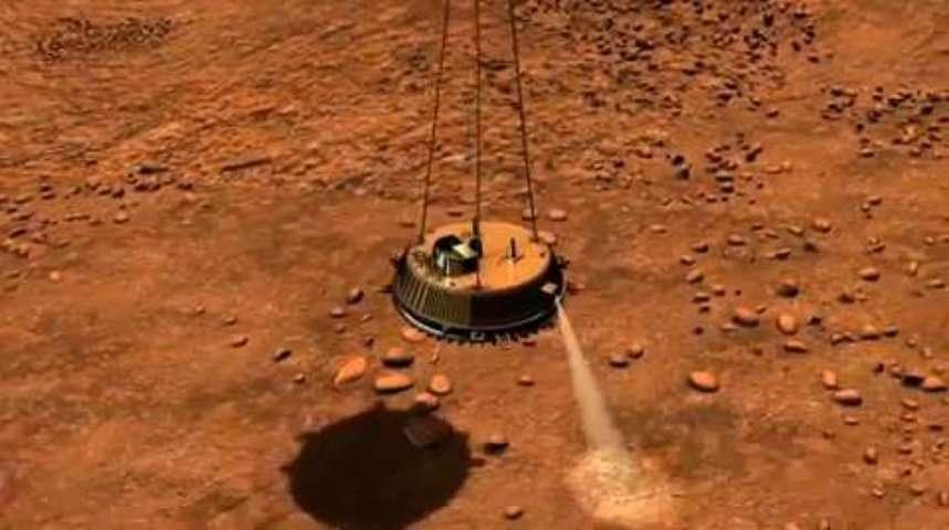 Revivez l'atterrissage du module Huygens sur Titan il y a 15 ans